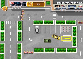 Play Parking Meister online - Screenshot 1