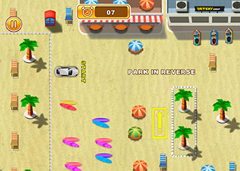Play Parking Meister online - Screenshot 2
