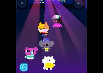 Play Party Pop Match online - Screenshot 2