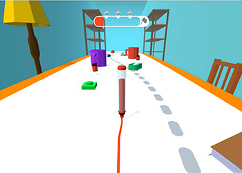 Play Pen Run 2 online - Screenshot 2