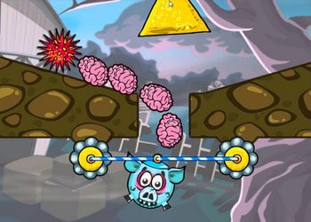 Play Piggy Wiggy 4 online - Screenshot 2