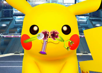 Play Pikachu Injured online - Screenshot 1