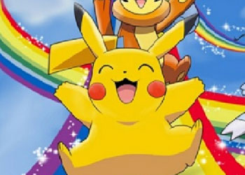 Play Pikachu Jigsaw online - Screenshot 1