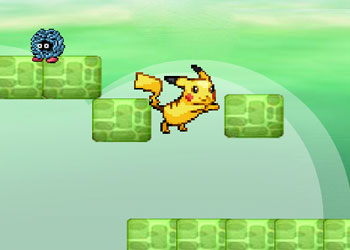 Play Pikachu The Hero online - Screenshot 2
