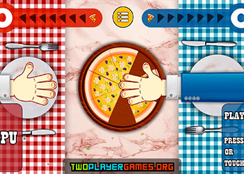 Play Pizza Challenge online - Screenshot 1