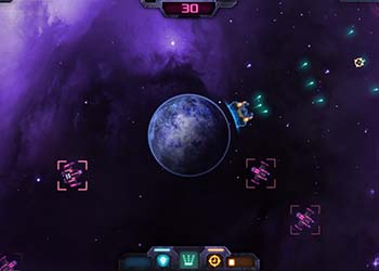 Play Planet Guardian online - Screenshot 1