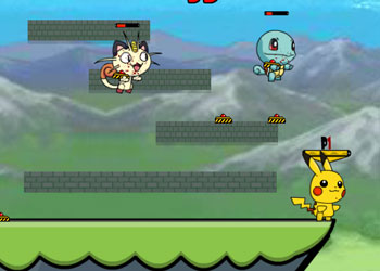 Play Pokemon Battle Arena online - Screenshot 2
