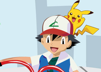 Play Pokemon BMX online - Screenshot 1