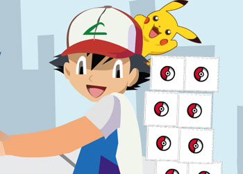 Play Pokemon BMX online - Screenshot 2