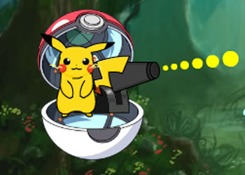 Play Pokemon Buba Boom online - Screenshot 1