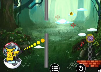 Play Pokemon Buba Boom online - Screenshot 2