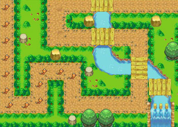 Play Pokemon Great Defense 2 online - Screenshot 2