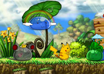 Play Pokemon Great Fight online - Screenshot 2