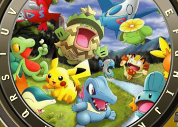 Play Pokemon Hidden Alphabets online - Screenshot 2