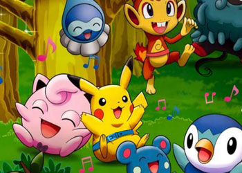 Play Pokemon Hidden Objects online - Screenshot 2