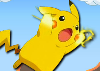 Play Pokemon Run online - Screenshot 1