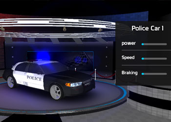 Play Police vs Thief: Hot Pursuit game online - Screenshot 1