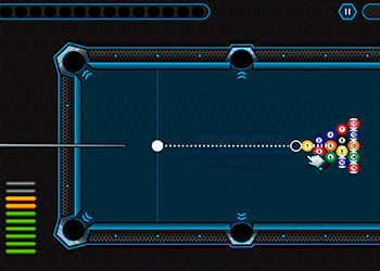 Play Pool 8 Ball online - Screenshot 1