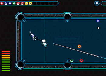Play Pool 8 Ball online - Screenshot 2