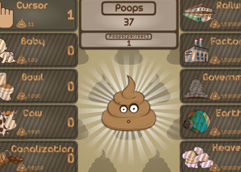 Play Poop Clicker online - Screenshot 2