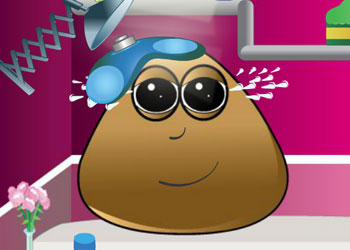 Play Pou got Varicella online - Screenshot 2