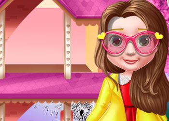 Play Princess Doll House Decoration online - Screenshot 2