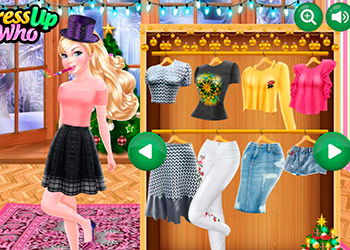 Play Princess New Years Party online - Screenshot 1