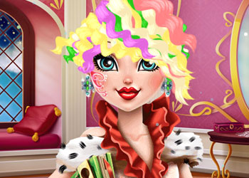Play Pure Princess Real Haircuts online - Screenshot 2