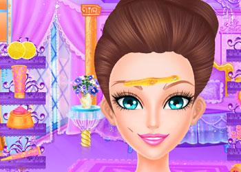 Play Queen Makeover online - Screenshot 2