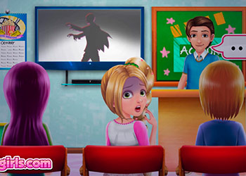 Play Rapunzel Scary Movie online - Screenshot 2