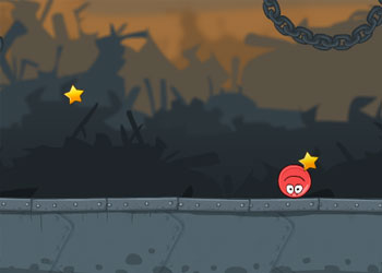 Play Red Ball 4 Vol. 3 online - Screenshot 2