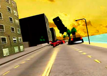 Play Red Driver 2 online - Screenshot 2