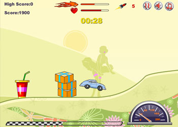 Play Rich Cars online - Screenshot 1