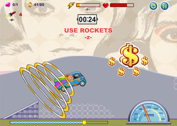 Play Rich Cars 3 online - Screenshot 1