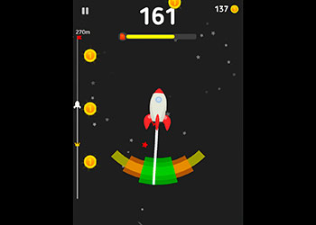 Play Rocket Flip online - Screenshot 1