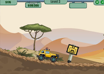 Play Rocky Rider 2 online - Screenshot 1