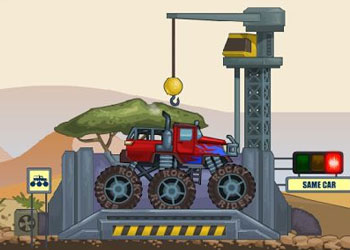 Play Rocky Rider 2 online - Screenshot 2