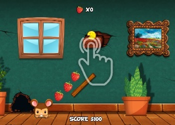 Play Rolling Cheese online - Screenshot 1