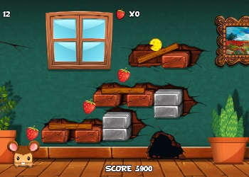 Play Rolling Cheese online - Screenshot 2