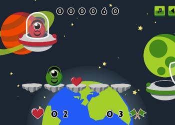 Play Run Astro Run online - Screenshot 2
