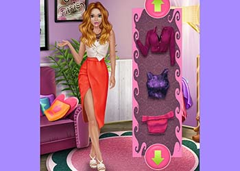 Play Sally Shopping Mall Trip online - Screenshot 1