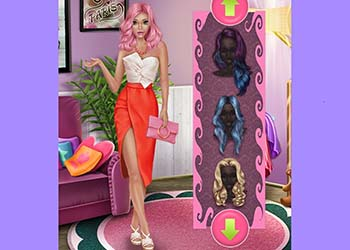 Play Sally Shopping Mall Trip online - Screenshot 2