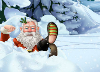 Play Santa Hospital Recovery online - Screenshot 2