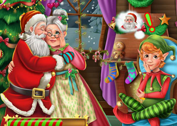 Play Santa Xmas Tricks online - Screenshot 2