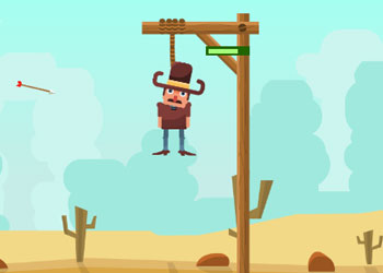 Play Save The Cowboy online - Screenshot 2