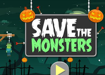 Play Save The Monsters online - Screenshot 1