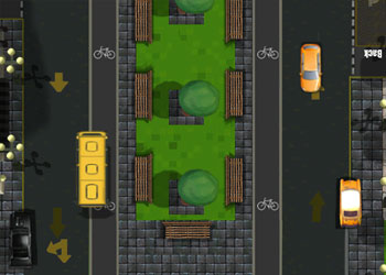 Play School Bus Parking Frenzy online - Screenshot 2