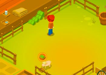 Play Sheep Farm online - Screenshot 1