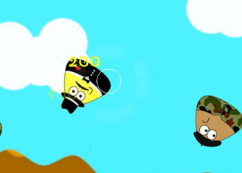 Play Shoot Bad Pous online - Screenshot 2