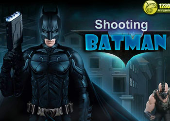 Play Shooting Batman online - Screenshot 1